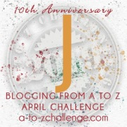 A to Z Challenge: Letter J