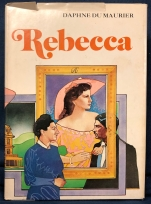 "Cover of ""Rebecca"" by Daphne du Maurier"