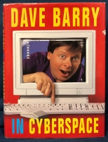 "Cover of ""Dave Barry in Cyberspace"" by Dave Barry"
