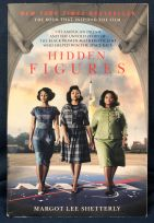 "Cover of ""Hidden Figures"" by Margot Lee Shetterly"