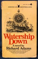 "Cover of ""Watership Down"" by Richard Adams"