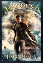 """Cover of """"Unbound"""" by Jim C. Hines"""