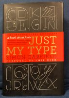 "Cover of ""Just My Type"" by Simon Garfield"