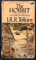 "Cover of ""The Hobbit"" by J. R. R. Tolkein"