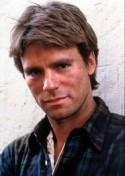 MacGyver, as played by Richard Dean Anderson